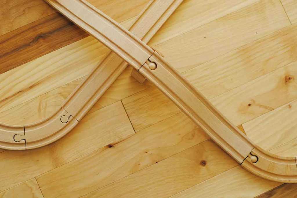 Holzeisenbahnen Spielzeug Holzspielzeug