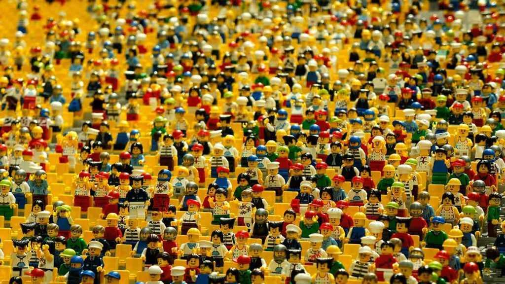 LEGO - Bausteine Spielzeug